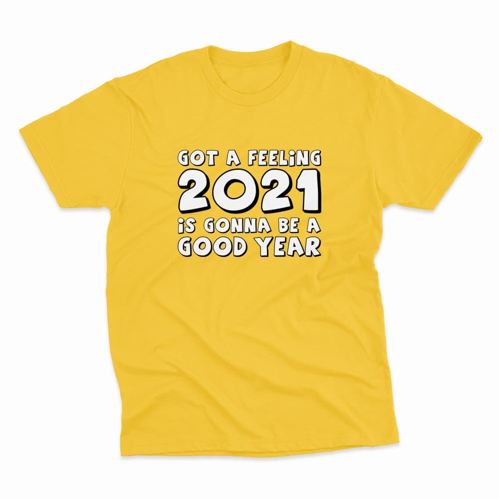 God a Feeling 2021 is gonna be a good year - Polo