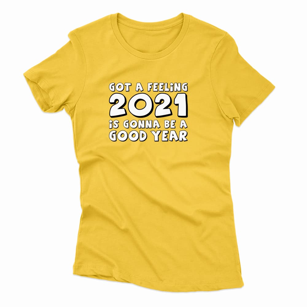 God a Feeling 2021 is gonna be a good year - Polo de Niña